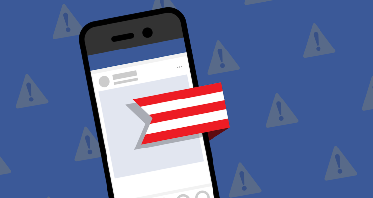 Facebook exempts news outlets from political ads transparency archive