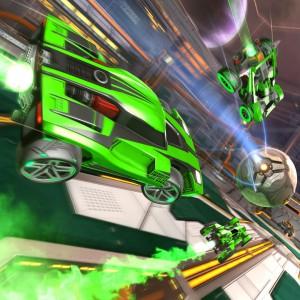 Inside Xbox One X Enhanced: Rocket League