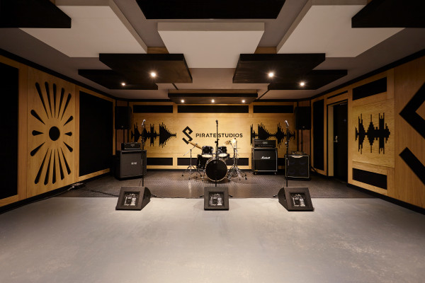 Pirate Studios raises $20M from Talis Capital for its 'self-service' tech-enabled music studios