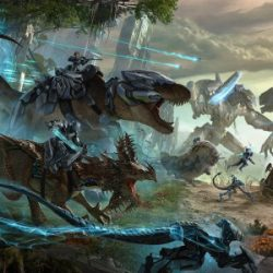 Saving Planet Earth in Ark: Extinction, Available Now on Xbox One