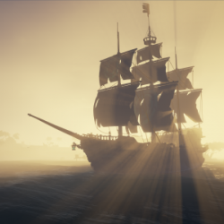 Set Sail for Shrouded Spoils, the Next Free Sea of Thieves Update