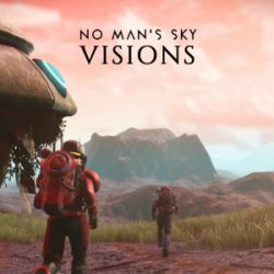 Venture to Vibrant New Planets in the Visions Update for No Man's Sky