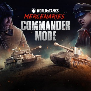 World of Tanks: Mercenaries Gets a New Perspective with Commander Mode
