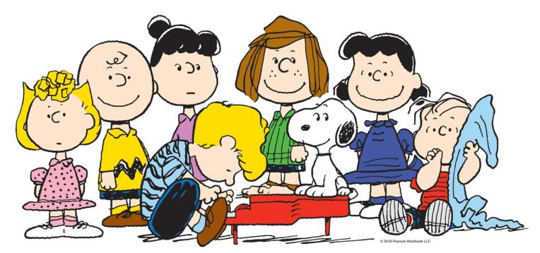 Apple is producing new content about Snoopy and other Peanuts characters