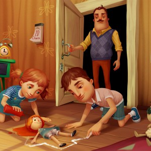 Behind the Doors of Hello Neighbor: Hide and Seek, Available Now on Xbox One
