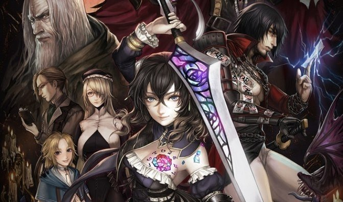 "Bloodstained: Ritual Of The Night Development Has ""Reached Its Peak"""