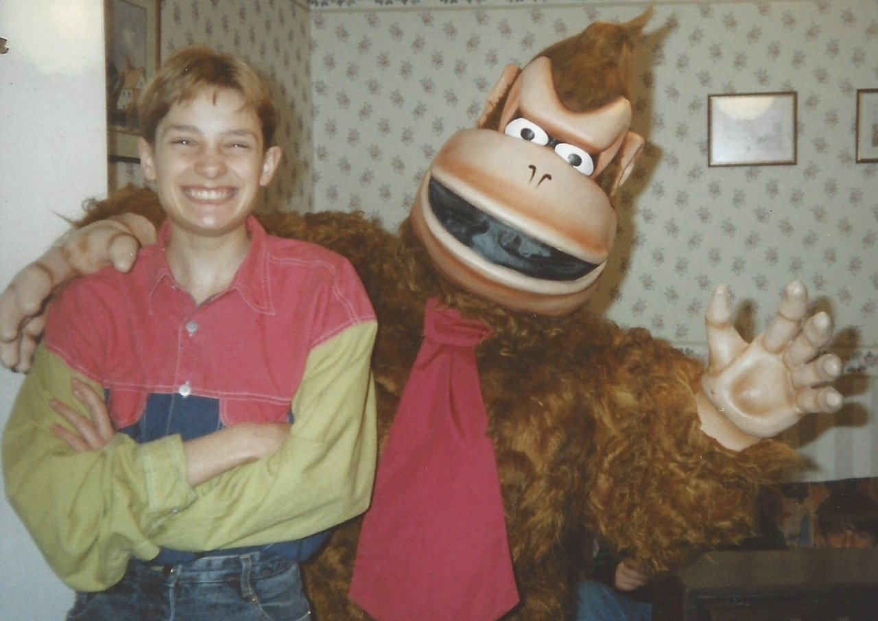 Feature: The Day I Met Donkey Kong On Live TV