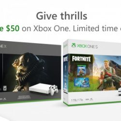 Give the Gift of Thrills This Holiday with Deals from Xbox One