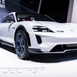 Porsche's top-of-the-line EV to get the Turbo name and a $130,000-plus price tag