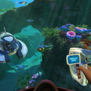Subnautica's Journey from Idea to Version 1.0 on Xbox One