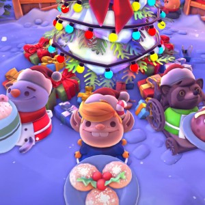The 5 Stages of Overcooked During the Holidays