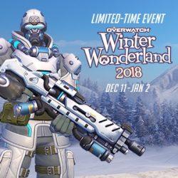 Winter Wonderland Returns in Overwatch on Xbox One