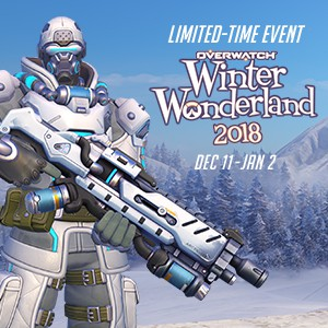 Winter Wonderland Returns in Overwatch on Xbox One