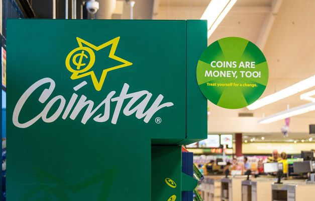 Coinstar machines will start selling Bitcoin at the grocery store