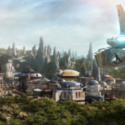 Disney's Star Wars Land could open in June, says CEO Bob Iger