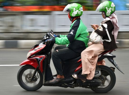 Go-Jek extends ride-hailing service to the rest of Singapore