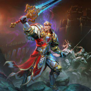 King Arthur Brings Mythical Combat to Smite: Battleground of the Gods