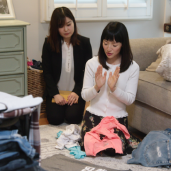 Original Content podcast: We conquer clutter with Marie Kondo's new show