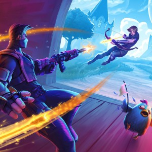 Realm Royale Enters Free-to-Play Open Beta on Xbox One