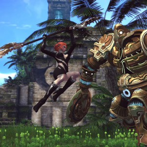 The Valkyrie Class is Available Now in TERA on Xbox One
