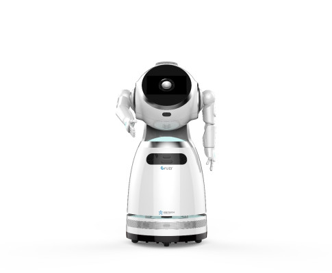 Ubtech shows off pair of humanoid robots at CES