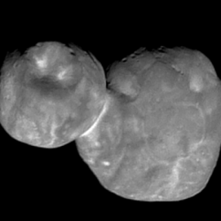 Ultima Thule shows its lumps in latest images from New Horizons flyby