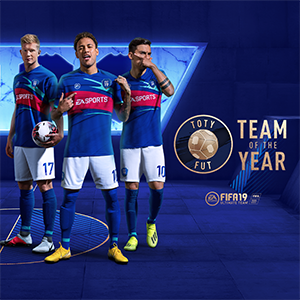 Xbox Casts Their Official Vote for EA Sports FIFA Team of the Year