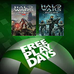Free Play Days: Halo Wars: Definitive Edition and Halo Wars 2