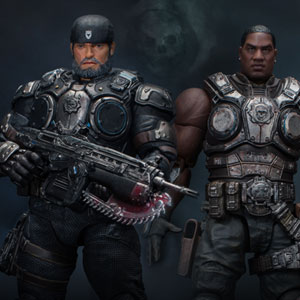 Gears of War: New Line of Collectibles and Books to Debut at New York Toy Fair