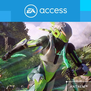 Play Anthem Today on Xbox One with EA Access