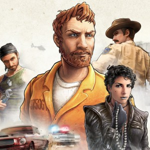 A Love Letter to Classic Action Games, American Fugitive Coming to Xbox One May 24