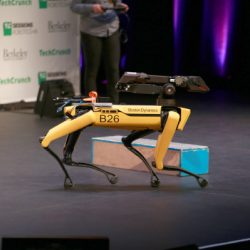 Boston Dynamics showcases new uses for SpotMini ahead of commercial production