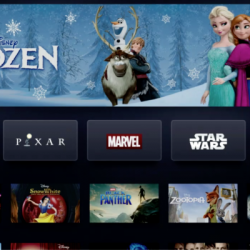 Disney+ streaming service launches on November 12, with a price of $6.99 per month