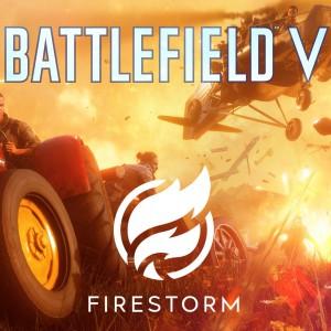 Firestorm Brings Battle Royale to Battlefield V