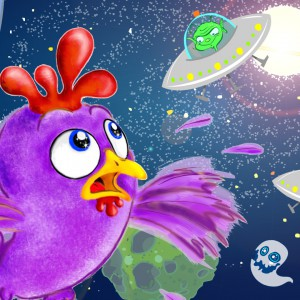 Purple Chicken Spaceman Pre-orders Presently Procurable on Xbox One