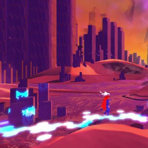 The Freedom Update for Furi is Available Now on Xbox One