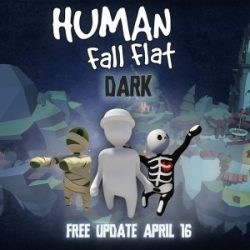 Top 5 Tips for Surviving the New Dark Update in Human: Fall Flat, Available Now on Xbox One