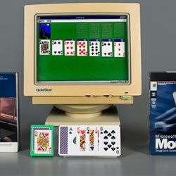 Microsoft Solitaire Inducted into The World Video Game Hall of Fame