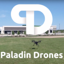 Paladin Drones picks up $1.3M to give first responders a live feed of emergencies