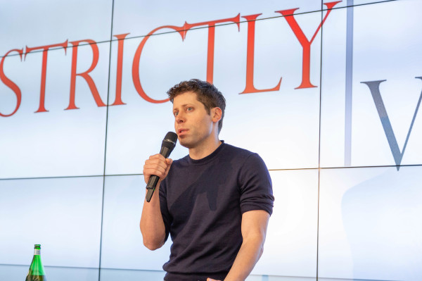 Sam Altman's leap of faith