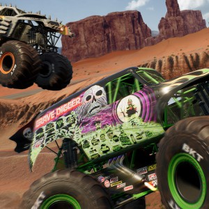 Anyone Can Drive in Monster Jam Steel Titans on Xbox One
