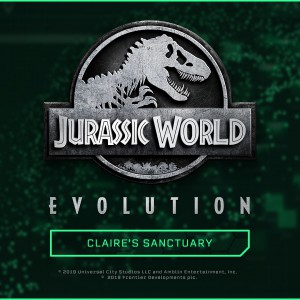 Creating a Sanctuary in Jurassic World Evolution