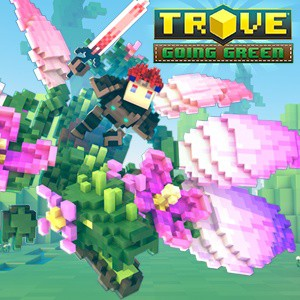 Explosive Growth in Trove with Going Green Update, Live Now on Xbox One
