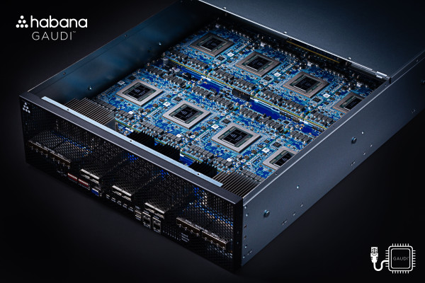 Habana Labs launches its Gaudi AI training processor