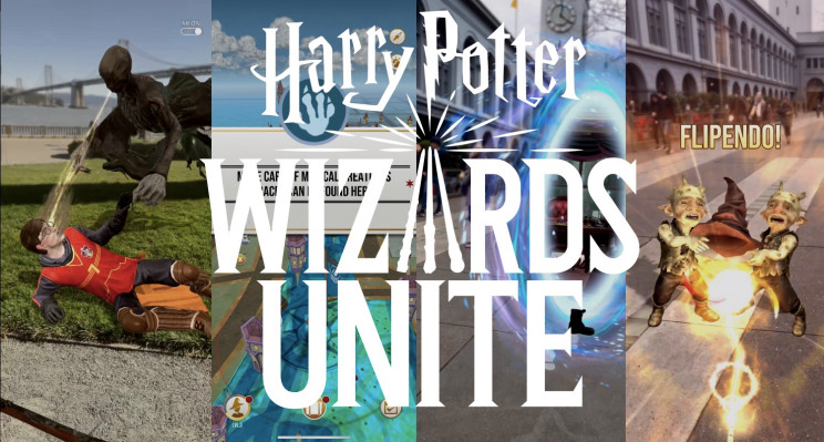 Harry Potter: Wizards Unite will launch on June 21st