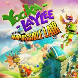 Yooka-Laylee and the Impossible Lair is the Next Buddy-Duo Adventure From Playtonic Games