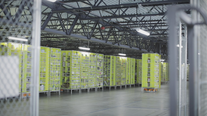 Amazon is opening a pair of new robotic fulfillment centers in Ohio