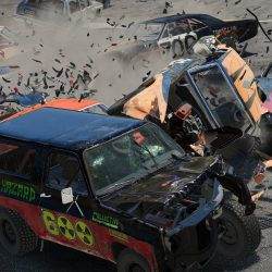 Burn Rubber and Shred Metal in Wreckfest, Coming Soon to Xbox One