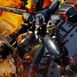 FromSoftware's Legendary Mech Game Metal Wolf Chaos Coming to Xbox One August 6