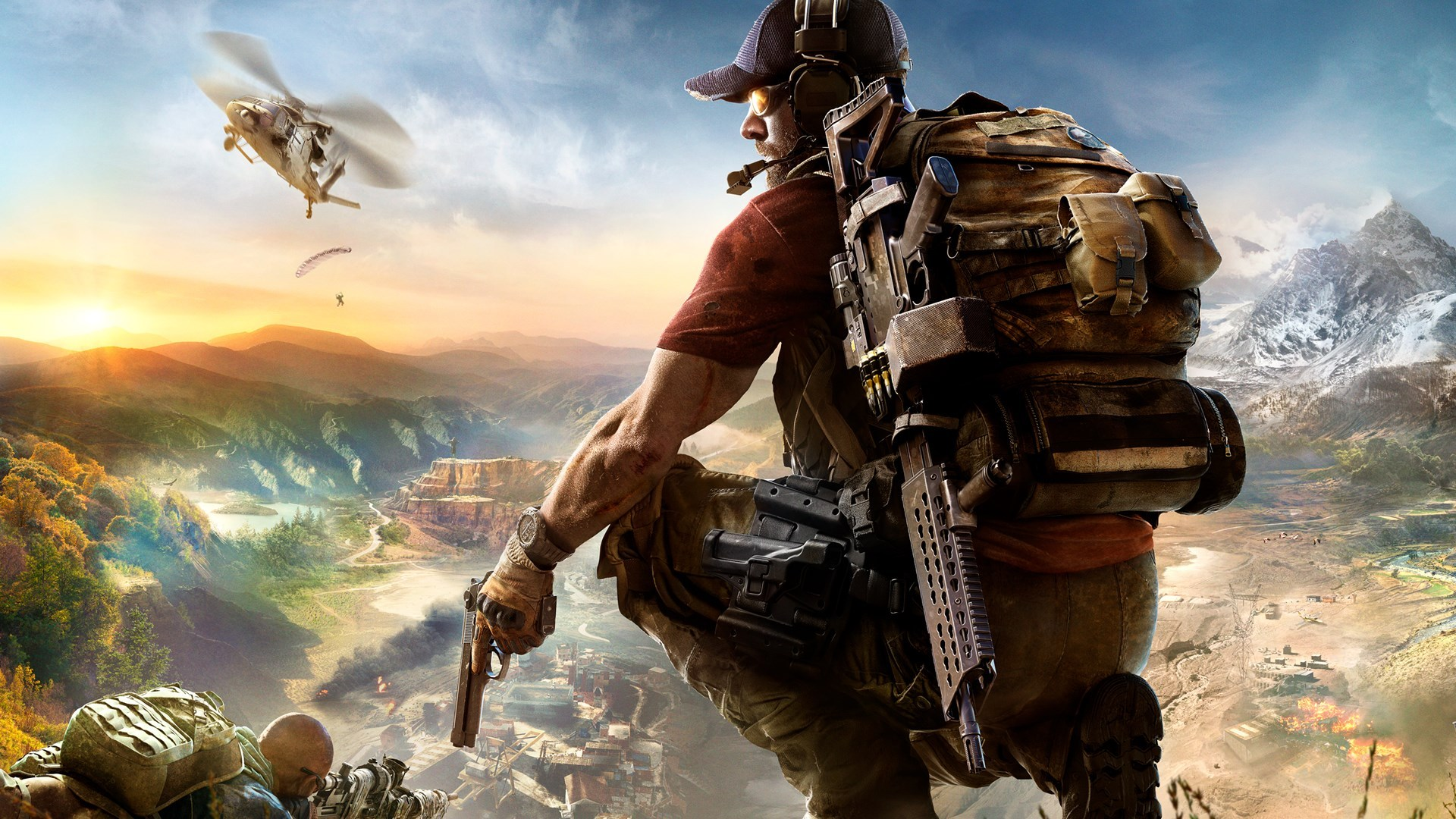 Ghost Recon Wildlands Unleashes Free Mercenaries Mode on Xbox One